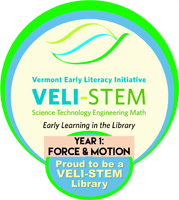 Vermont Early Literacy Initiative Badge