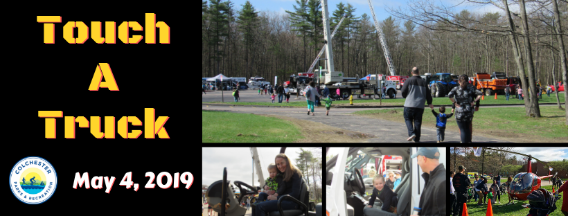 2019 Touch-A-Truck [Web] Opens in new window