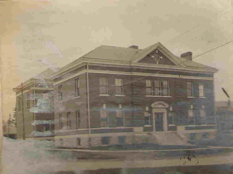 Administration Building 1906