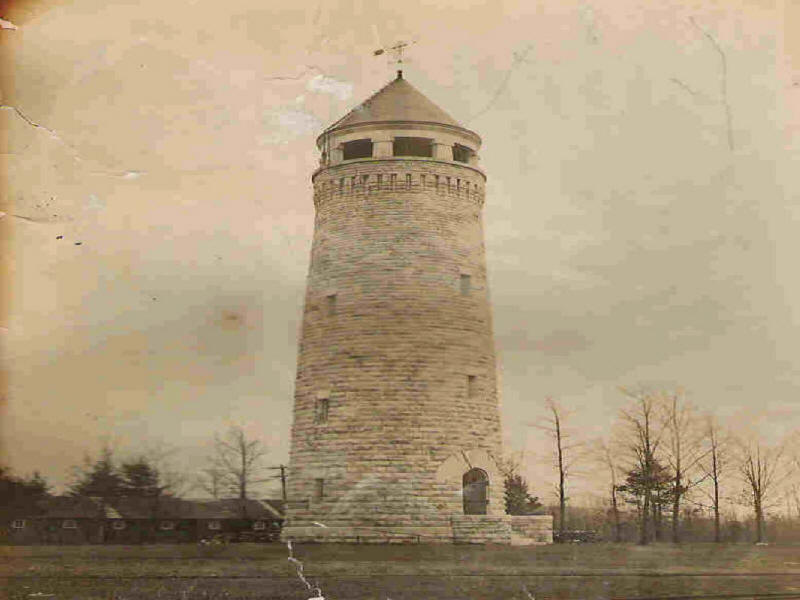Water Tower 1894