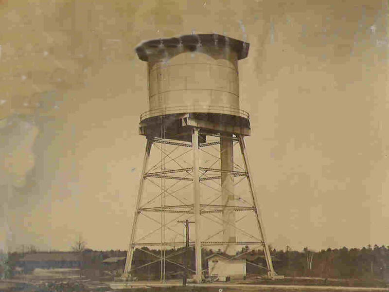 Water Tower 1906